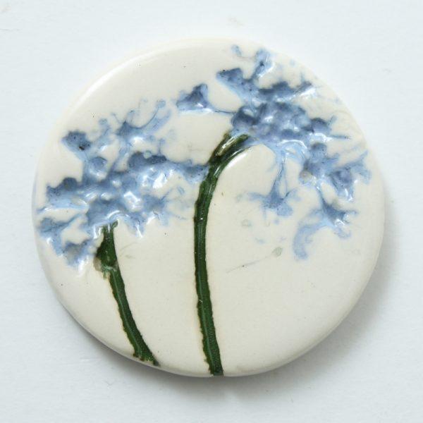 Pressed Flower Brooch
