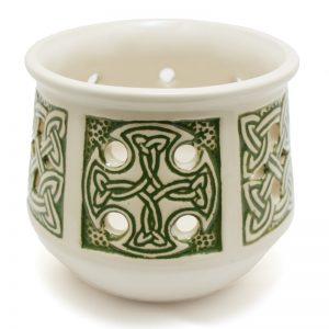 Nightlight Holder Celtic Green
