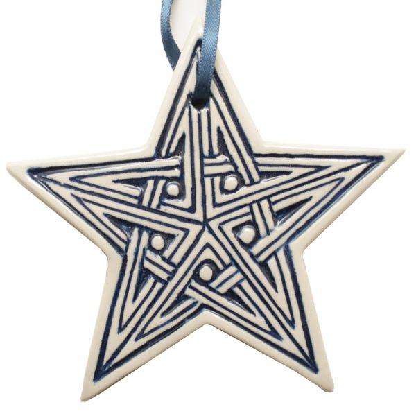 Celtic Star Blue