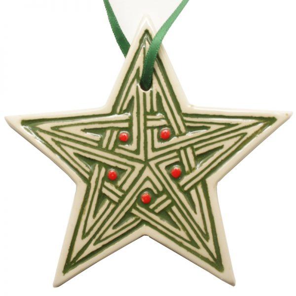 Celtic Star Green