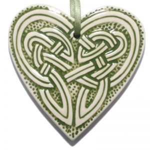 Hanging Heart Celtic