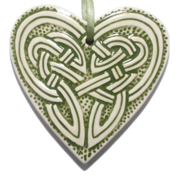 Hanging Heart Celtic