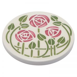 Mackintosh Coaster Pink