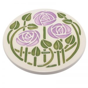 Mackintosh Teapot Stand Lilac