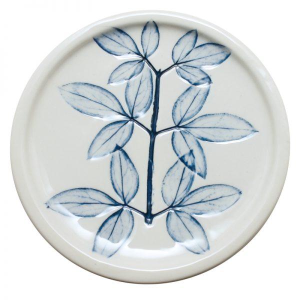 Pressed leaf teabag-rest blue-3