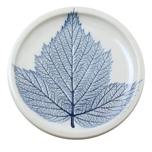 Pressed leaf teabag-rest blue-6