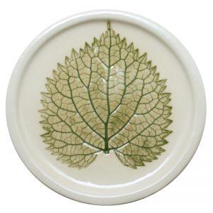 Pressed leaf teabag-rest green-4