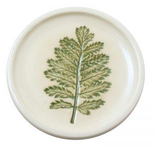 Pressed leaf teabag-rest green-5