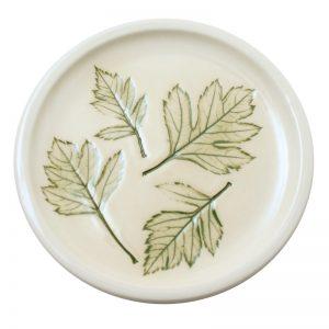 Pressed leaf teabag-rest green-6