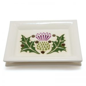 Soap Dish New Thistle