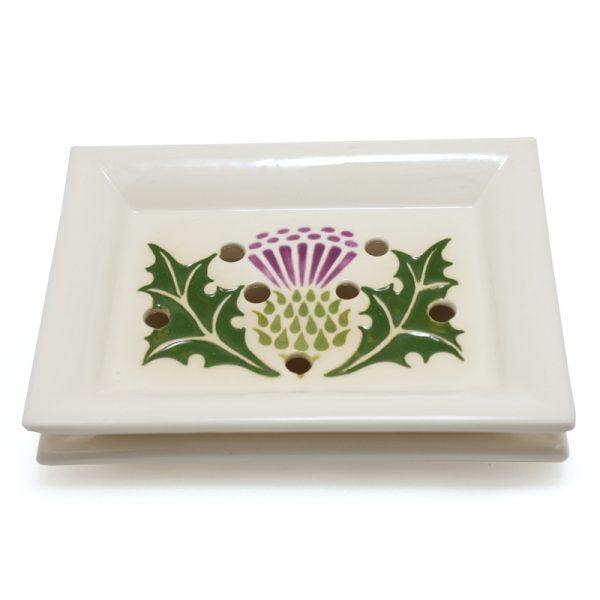 Soap Dish New Thistle