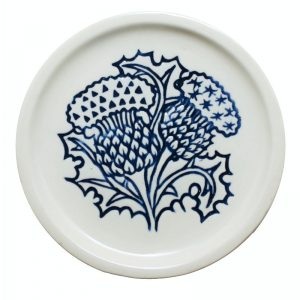 Thistle Teabag Rest blue