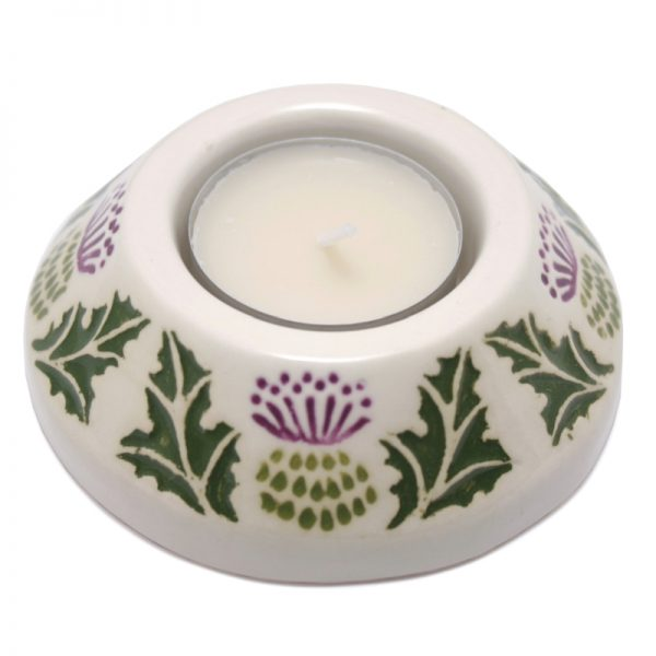 New Thistle Candle-cup - small