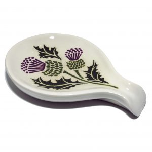 New Thistle Spoon Rest