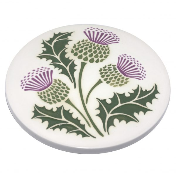 New thistle teapot-stand.